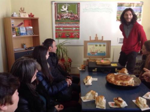 Prezentacia v Dorkovo